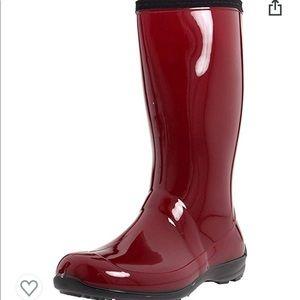 Kamik  Red Rain Boots